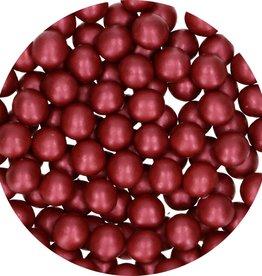 FunCakes FunCakes Candy Choco Parels Large Bordeaux 70 g