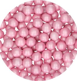 FunCakes FunCakes Candy Choco Parels Large Roze 70 g