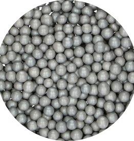 FunCakes FunCakes Candy Choco Parels Medium Zilver 80 g