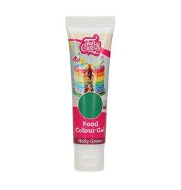 FunCakes Eetbare Kleurstof Gel Holly Green 30g