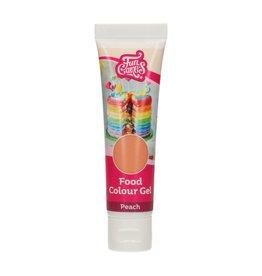 FunCakes Eetbare Kleurstof Gel Peach 30g