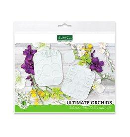 Katy Sue Designs Katy Sue Mould & Veiner Ultimate Orchids