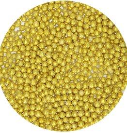 FunCakes Suikerparels Medium Metallic Goud 80 g