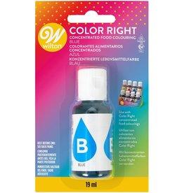 Wilton Color Right Food Color -Blue- 19ml