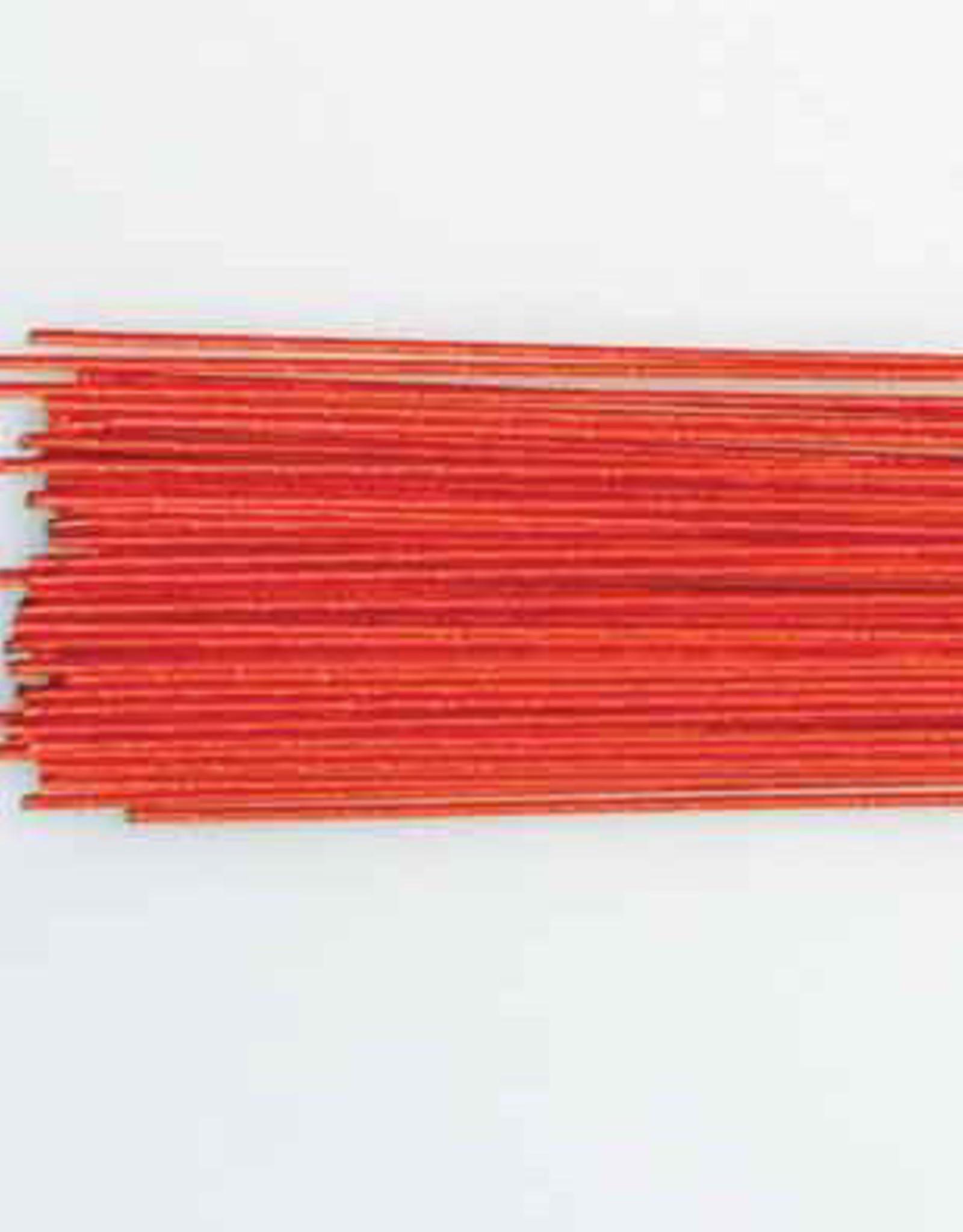 Culpitt Culpitt Floral Wire Metallic Red set/50 -24 gauge-