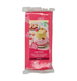 FunCakes FunCakes Rolfondant Hot Pink 1 kg