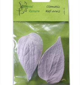 Aldaval Veiners Aldaval Clematis Leaf Veiner S 8 x 4.4cm
