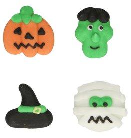 FunCakes FunCakes Suikerdecoratie Halloween Set/12