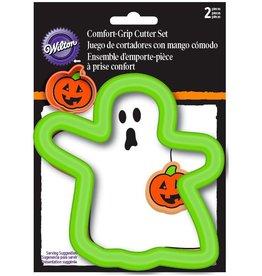 Wilton Wilton Comfort Grip Cutter Ghost with Pumpkin