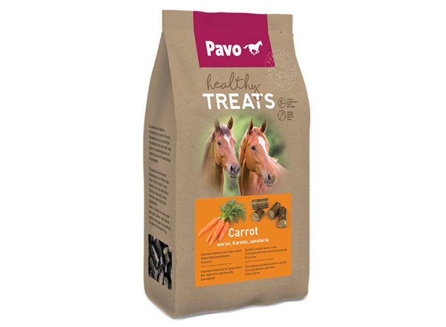 Healthy Treats Wortel 1kg