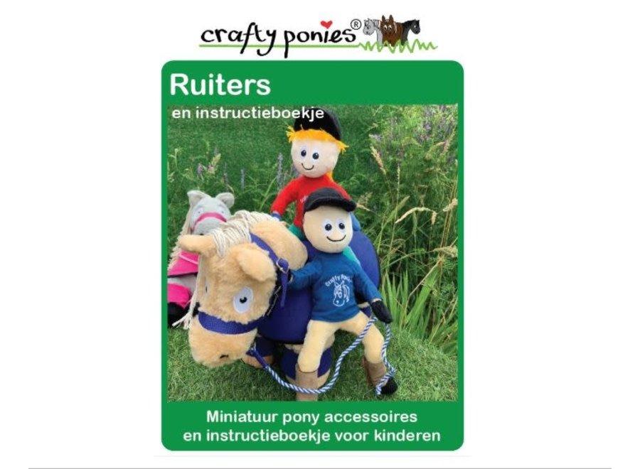 Ponyruiter Pippa amazone incl. boekje
