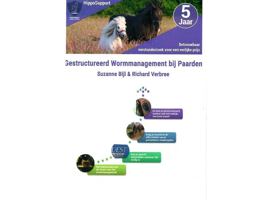 Gestructureerd wormmanagement bij paarden, Bijl & Verbree