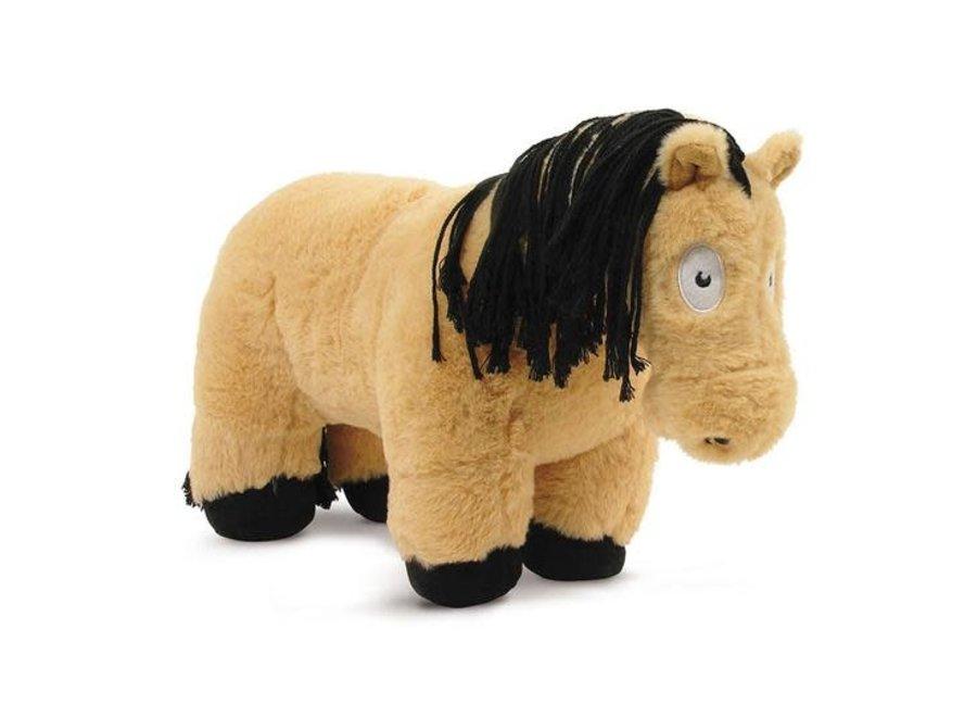 Paardenknuffel Valk incl. boekje