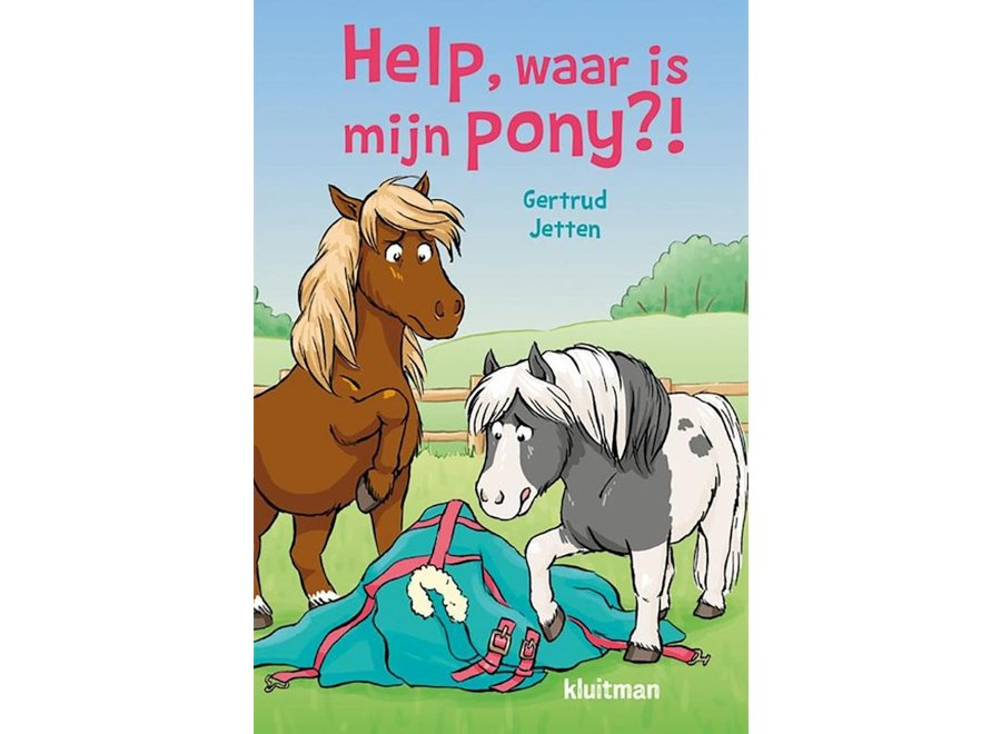 Help, waar is mijn pony?!, Jetten