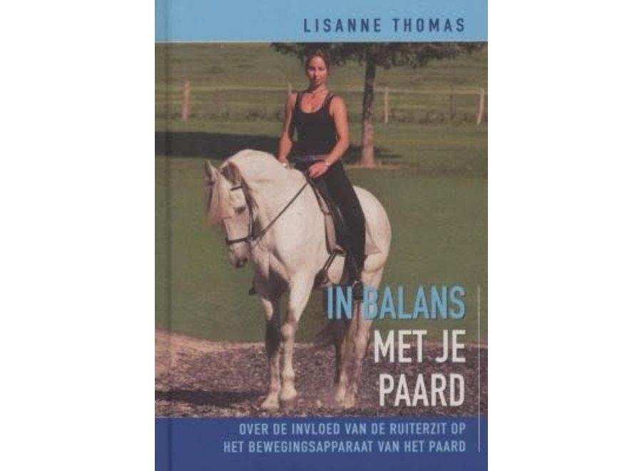 In balans met je paard. Lisanne Thomas