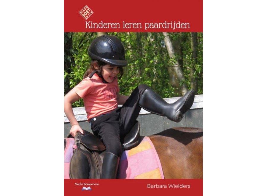 Kinderen leren paardrijden, Wielders