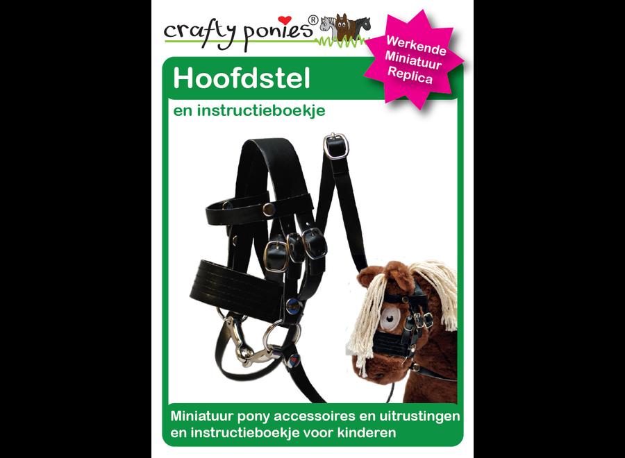 Crafty Ponies hoofdstel incl. instructieboekje