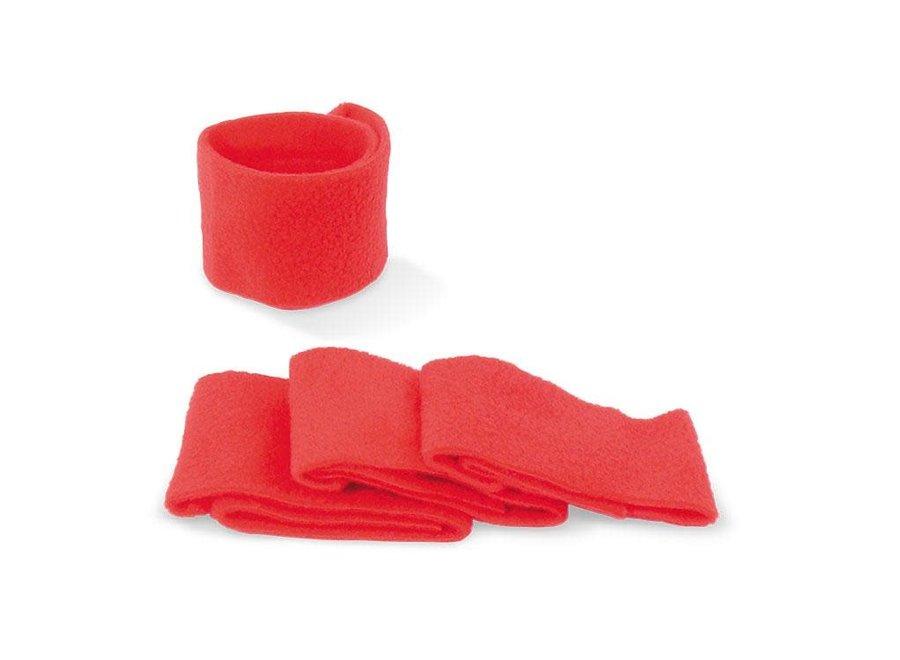 Bandages rood incl. boekje