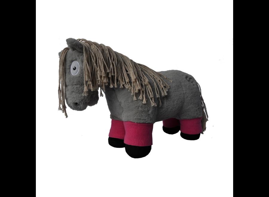 Crafty Ponies bandages roze incl. boekje