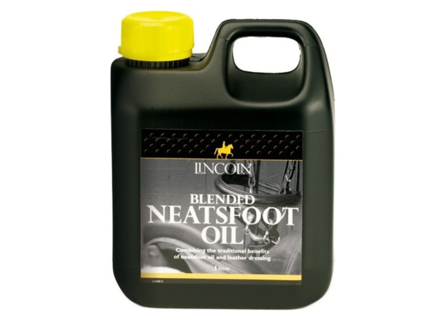 Blended Neatsfoot Oil 1l