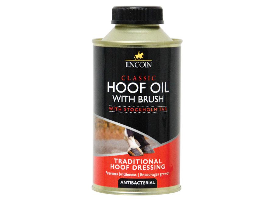 Classic Hoof Oil met borstel