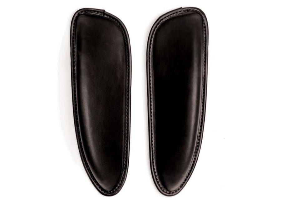 Kniewrongen Dressuur Standard zwart