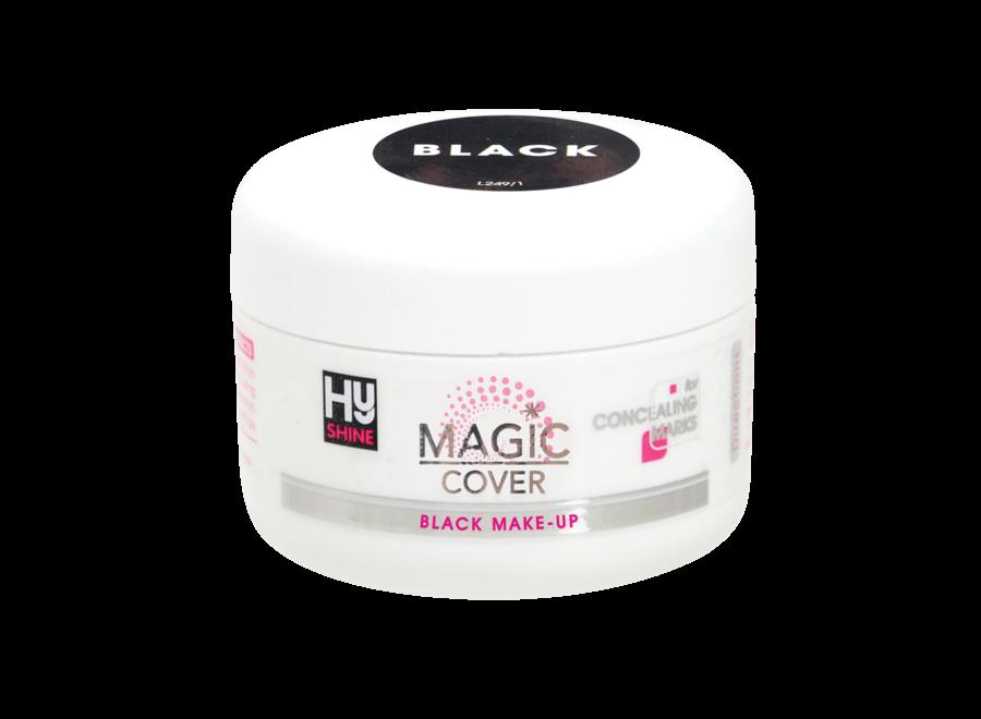 Magic Cover Make-Up Zwart 50gr