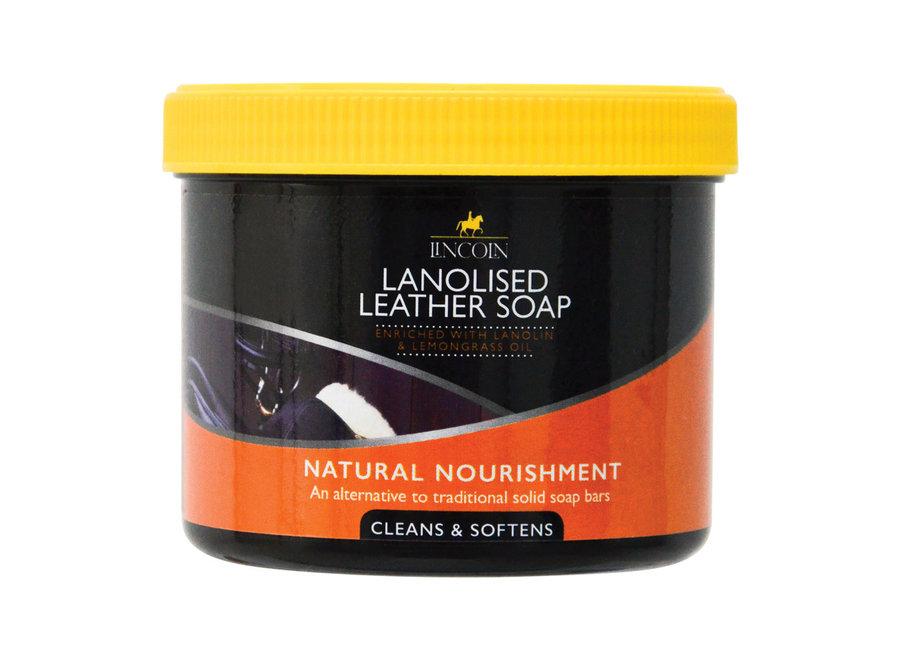 Lanolised Leather Soap 400g