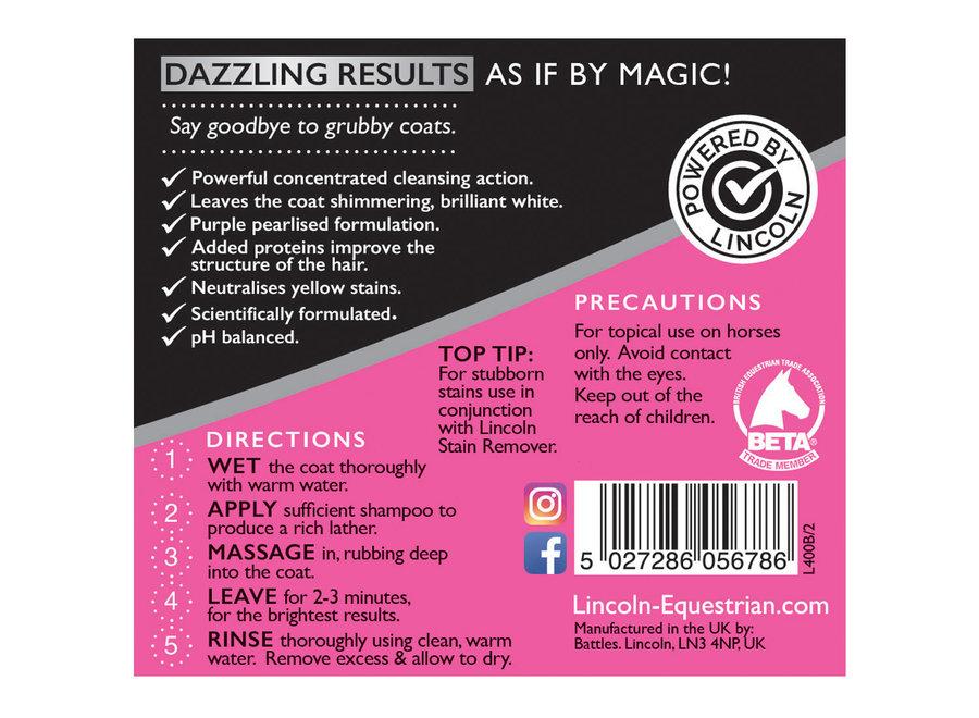 Magic White Horse Shampoo 500ml