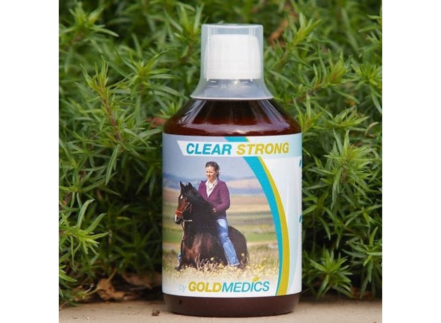 Clear Strong 500ml