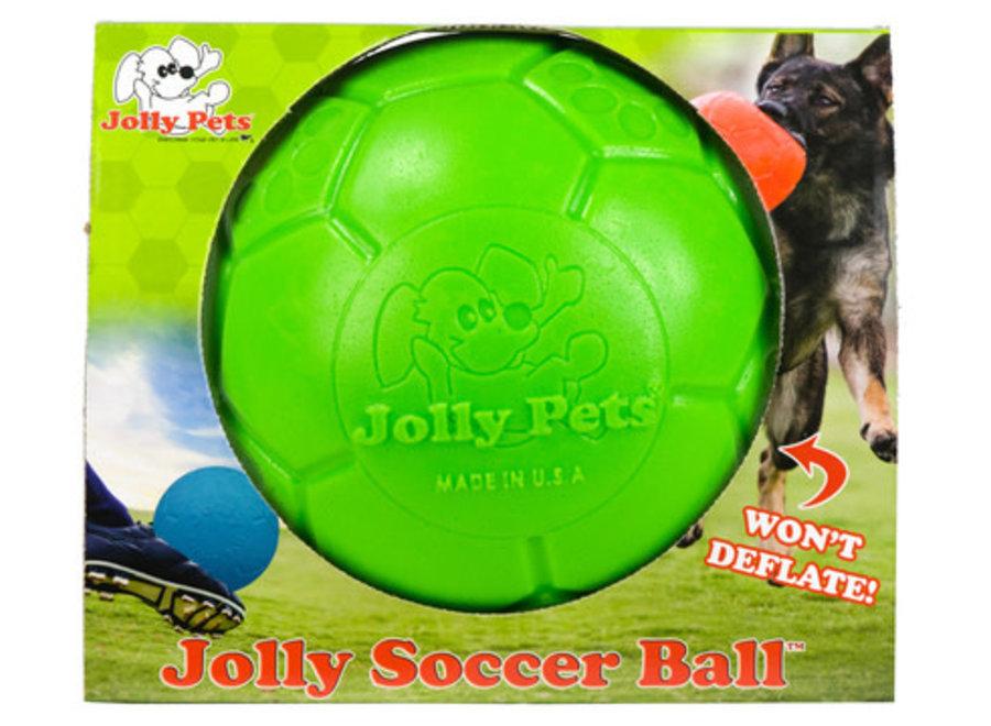 Jolly Soccer Ball 15cm Appelgroen
