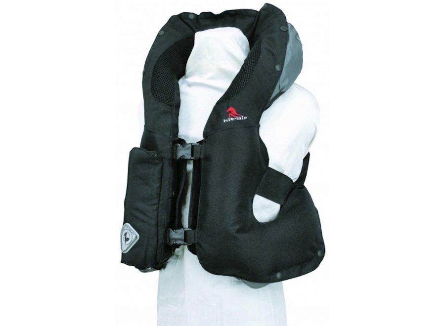 Kinder-airbagvest SKV 1 maat (kind M-XL) Zwart