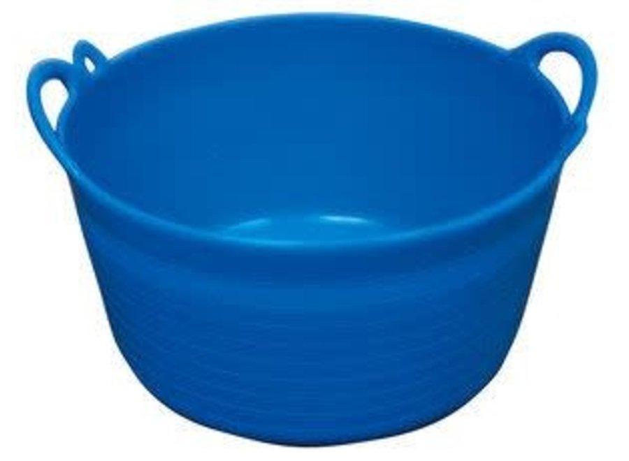 Flexi emmer 12 liter blauw