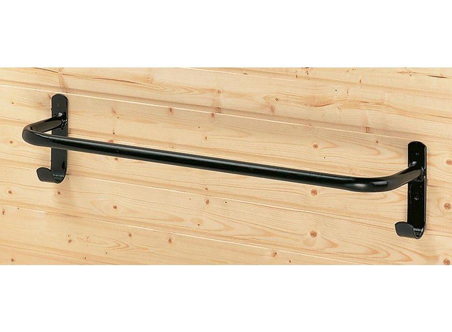 Dekenrek Standard buisframe Ø2cm zwart