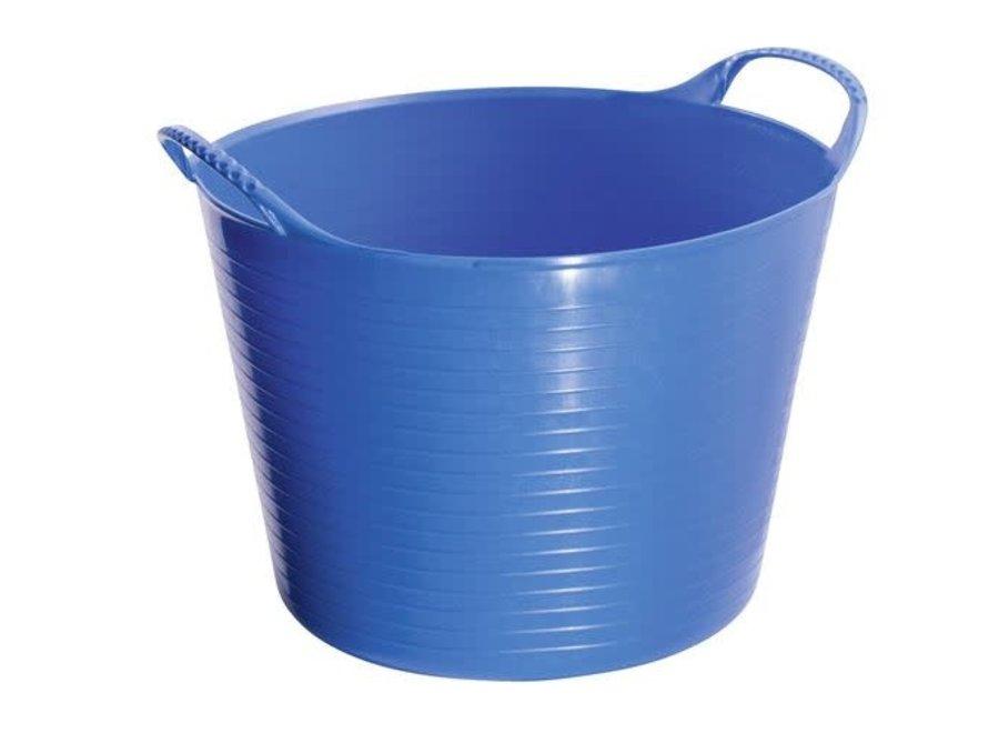 Emmer Tubtrug 26 liter blauw