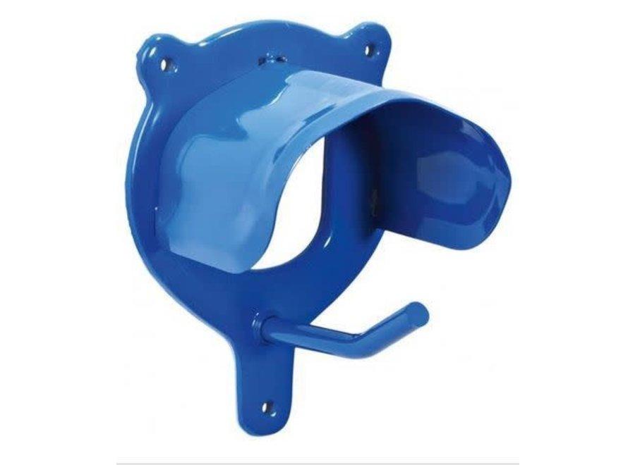 Hoofdstelophanger Metal blauw