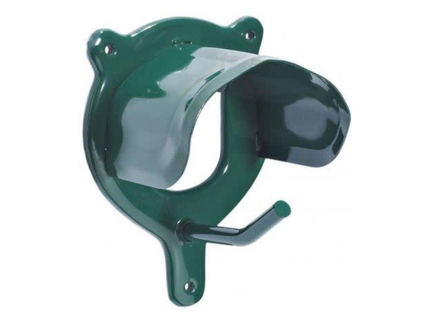 Hoofdstelophanger Metal groen