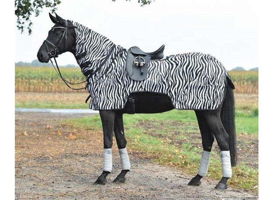Vliegen uitrijdeken Moskito Zebra 105/155