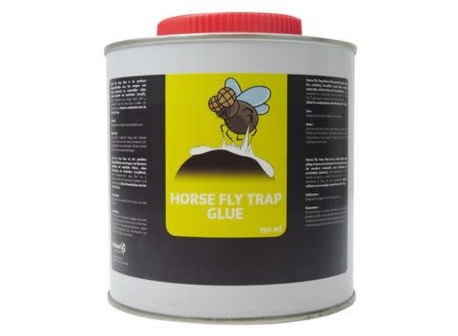 Horse Fly Trap Glue lijm dazenval 750ml