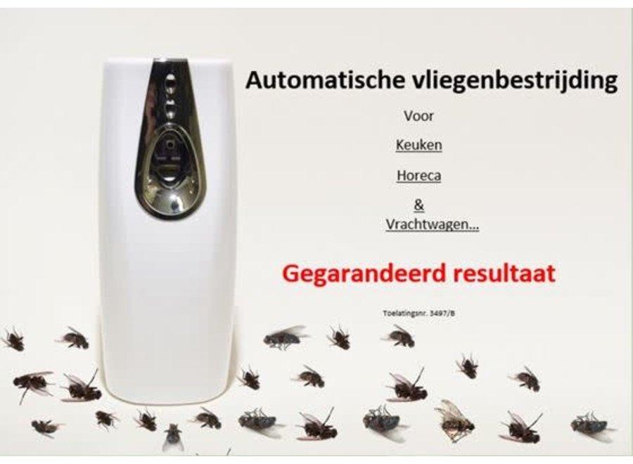 Automatische vliegenbestrijding Moskito Fly Control