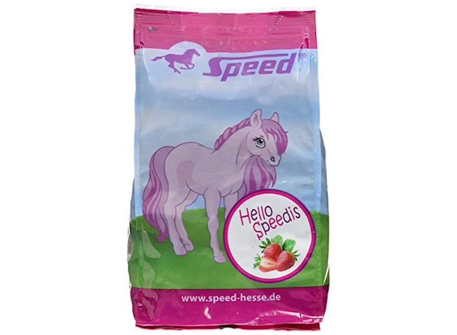 Hello speedis aardbei 1kg