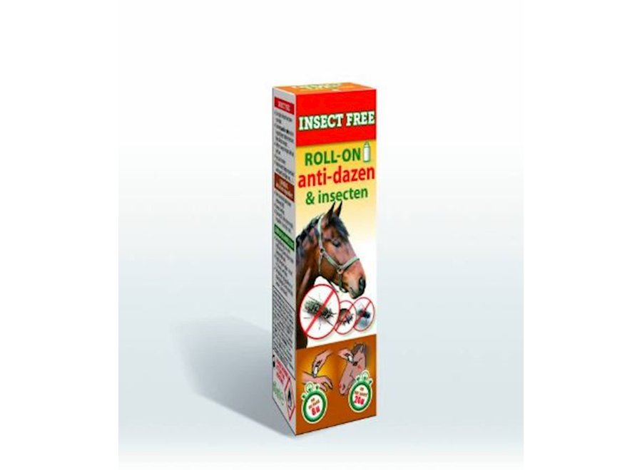 Insect Free Roll On 60ml