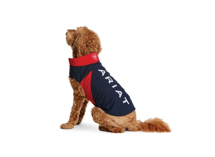Hondenjas Softshell Team Navy