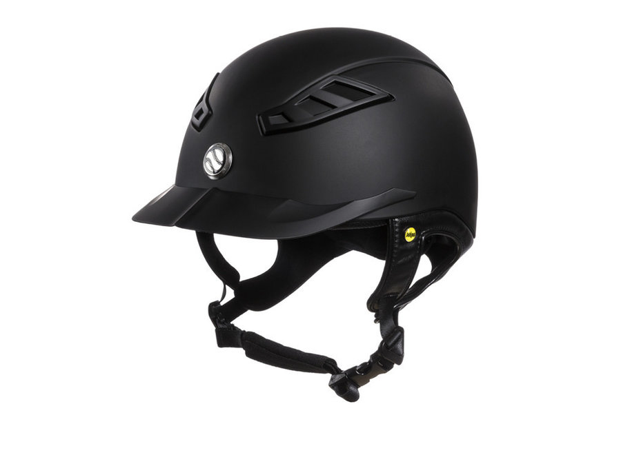EQ3 Lynx helm Smooth top zwart