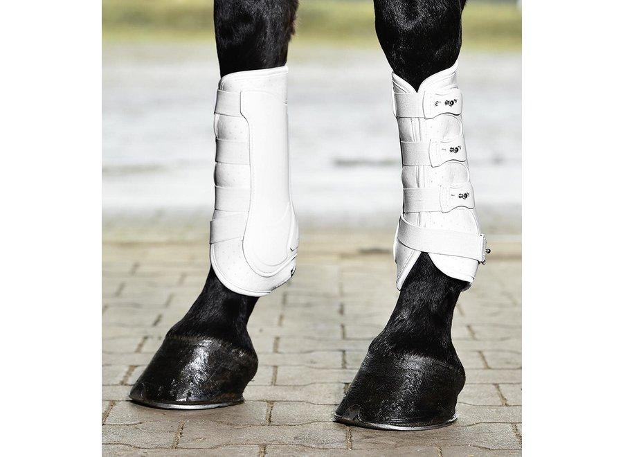 Beenbeschermers Dressage-Pro White