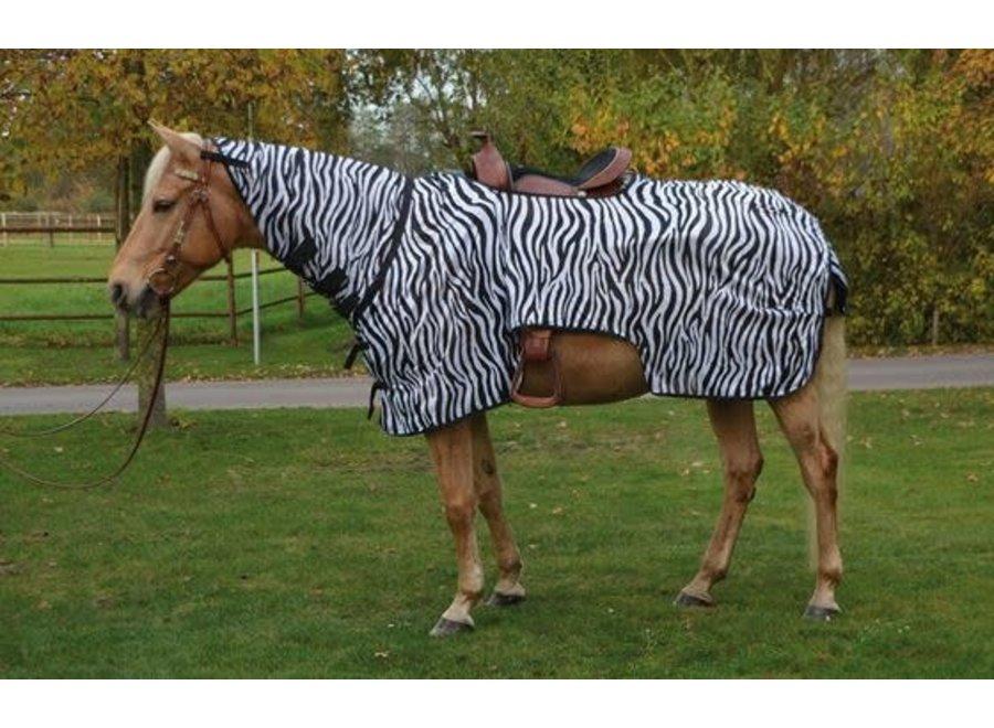 Western vliegenuitrijdeken Montana Zebra