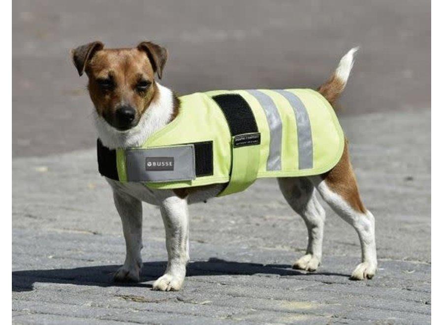 Hondenjas Shine Fluo 30cm