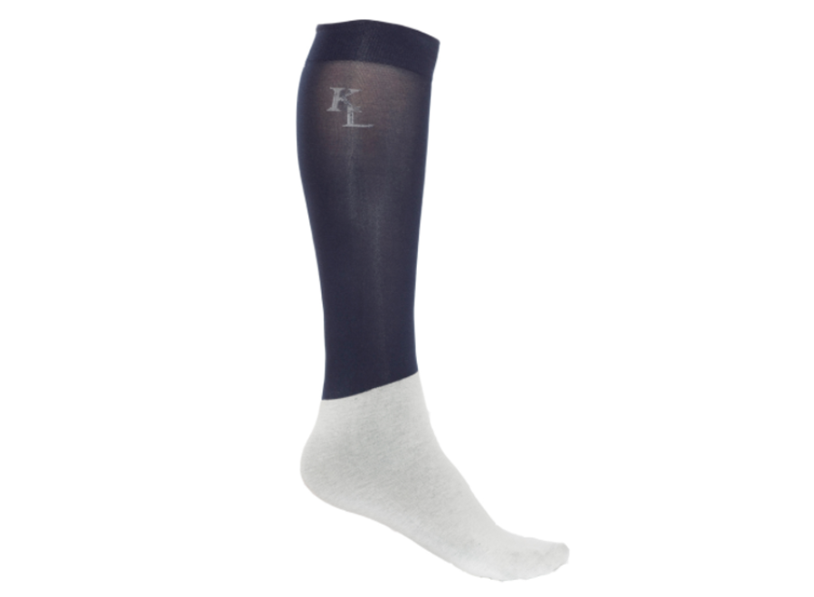 Classic Show Socks  3 pair pack Navy
