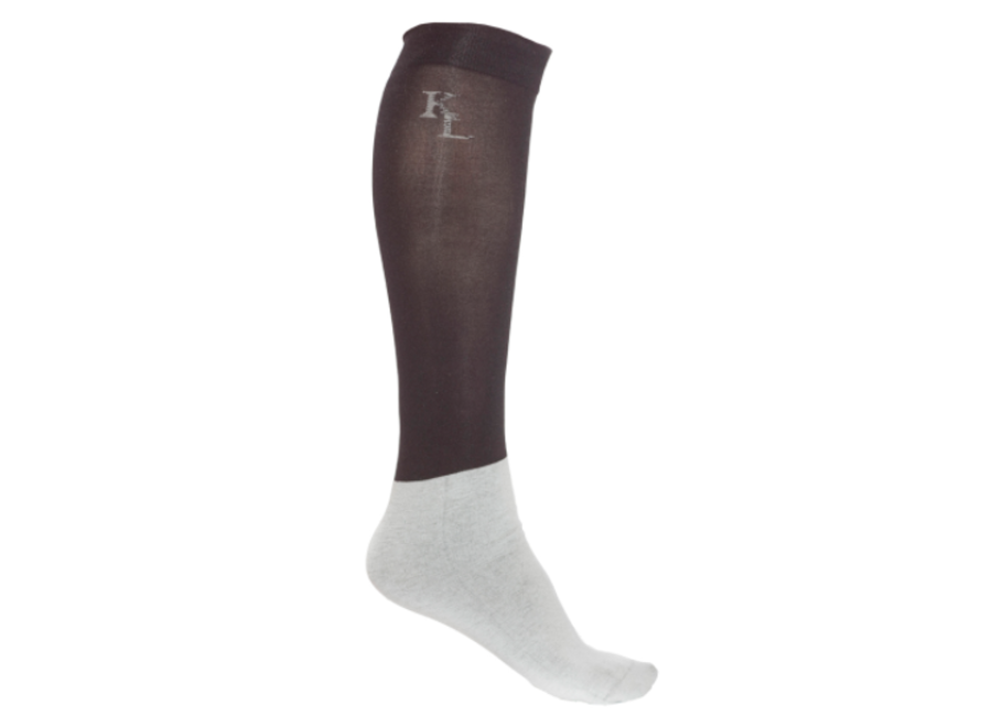 Classic Show Socks 3 pair pack Black