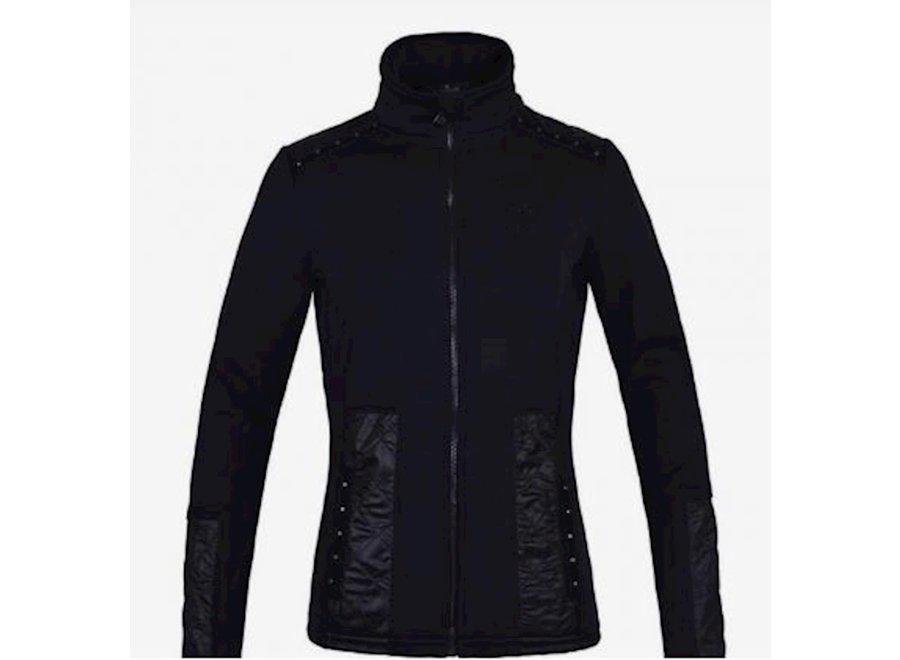 Fleece jacket Adak Black S